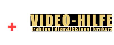 VIDEO-HILFE - Training - Dienstleistung - Lernkurs - Logo