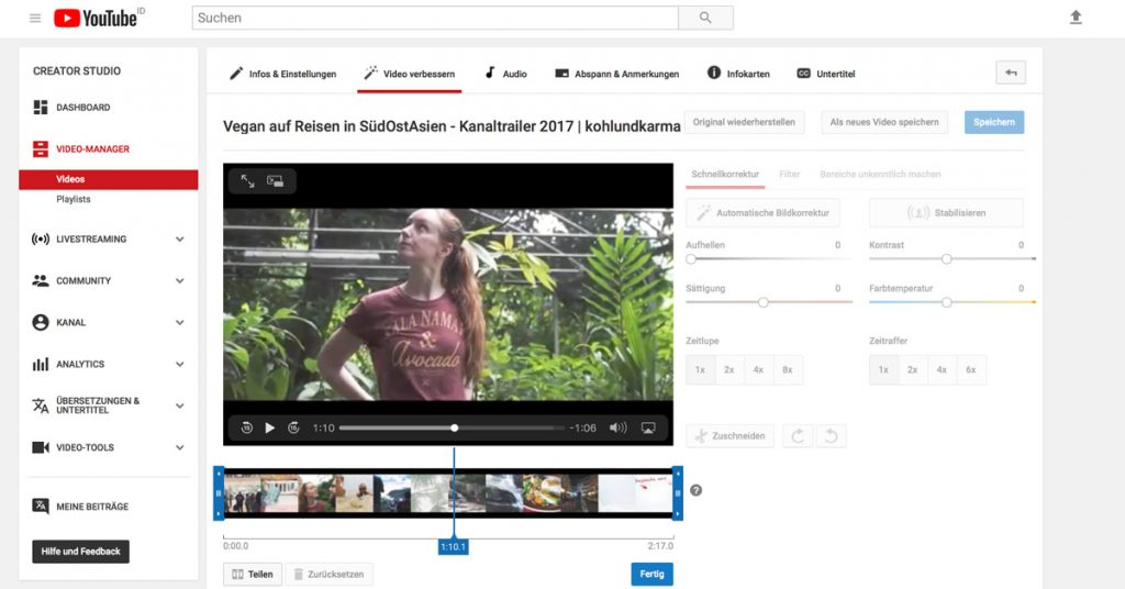 Youtube Screenshot - für Mac und Windows | VIDEO-HILFE Sebastian Fischer